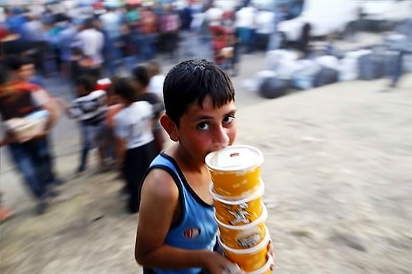 Çocuk gözüyle sığınmacıların dramı galerisi resim 8