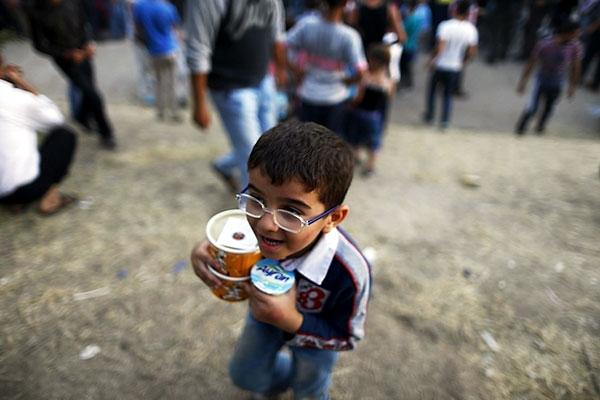Çocuk gözüyle sığınmacıların dramı galerisi resim 9