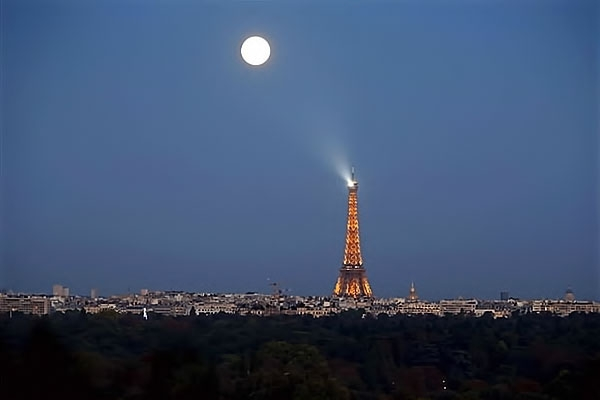Reuters objektifinden 'Süper Ay' manzaraları galerisi resim 15