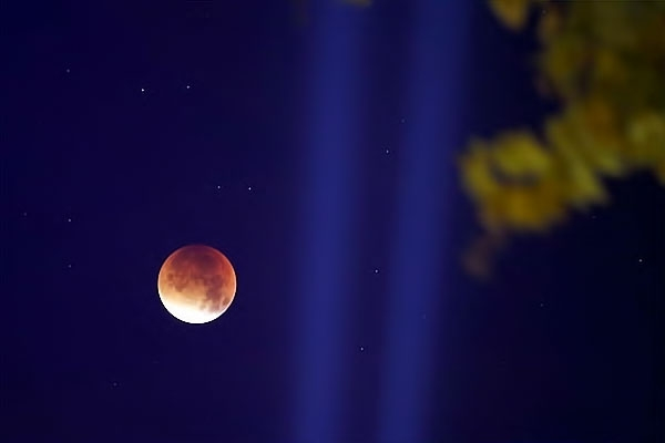 Reuters objektifinden 'Süper Ay' manzaraları galerisi resim 17