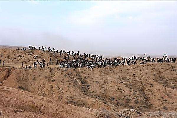 Fotoğraflarla Peşmerge'nin Kerkük operasyonu galerisi resim 20