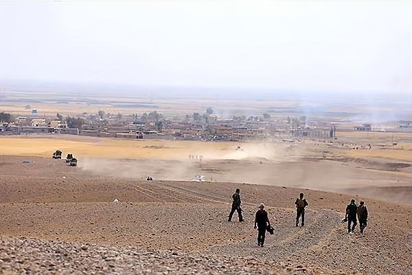 Fotoğraflarla Peşmerge'nin Kerkük operasyonu galerisi resim 27