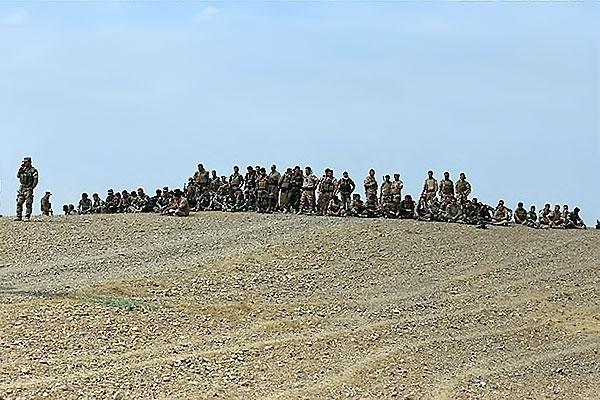 Fotoğraflarla Peşmerge'nin Kerkük operasyonu galerisi resim 34