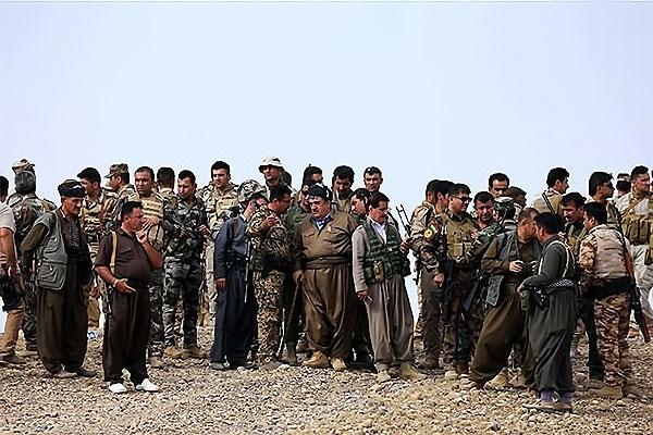 Fotoğraflarla Peşmerge'nin Kerkük operasyonu galerisi resim 38
