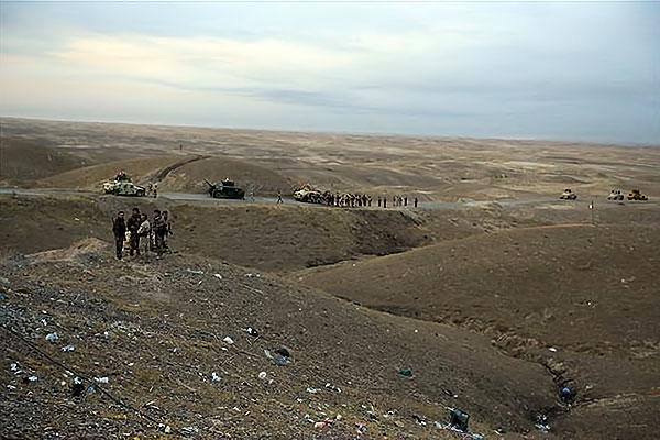 Fotoğraflarla Peşmerge'nin Kerkük operasyonu galerisi resim 8