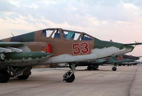 Rus jetlerinin IŞİD'i vurduğu üsten ilk görüntüler galerisi resim 9
