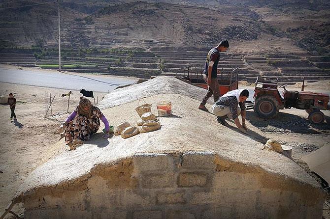 Şengal Dağı'nda hayat... galerisi resim 20