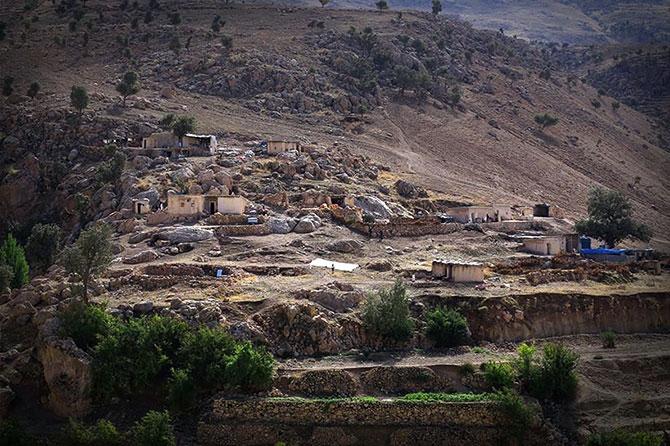 Şengal Dağı'nda hayat... galerisi resim 31