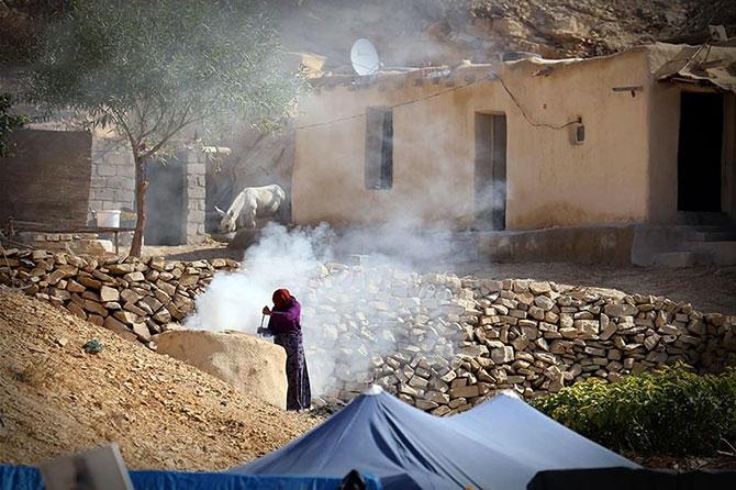 Şengal Dağı'nda hayat... galerisi resim 32