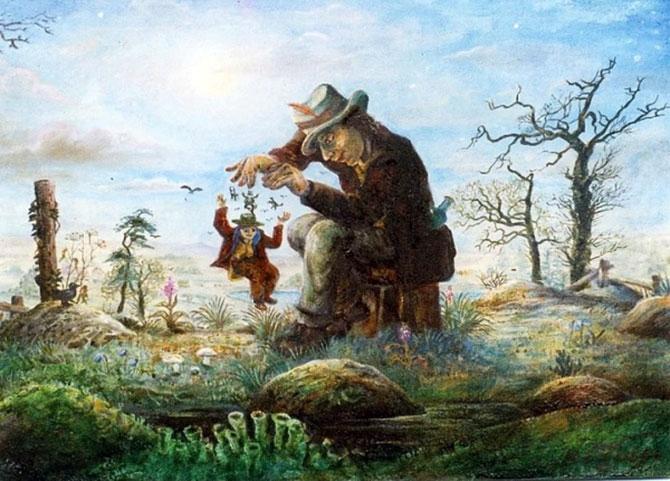 Birbirinden güzel sürrealist çalışmalar galerisi resim 12
