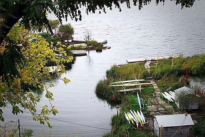 Rojhılat'ın Zırebar Gölü'nde sonbahar galerisi resim 13