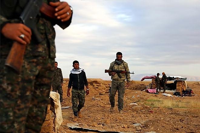 Suriye Demokratik Güçleri Haseke'de ilerliyor galerisi resim 10