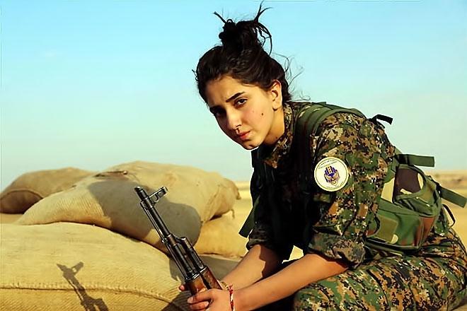 Suriye Demokratik Güçleri Haseke'de ilerliyor galerisi resim 11