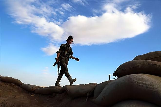 Suriye Demokratik Güçleri Haseke'de ilerliyor galerisi resim 4