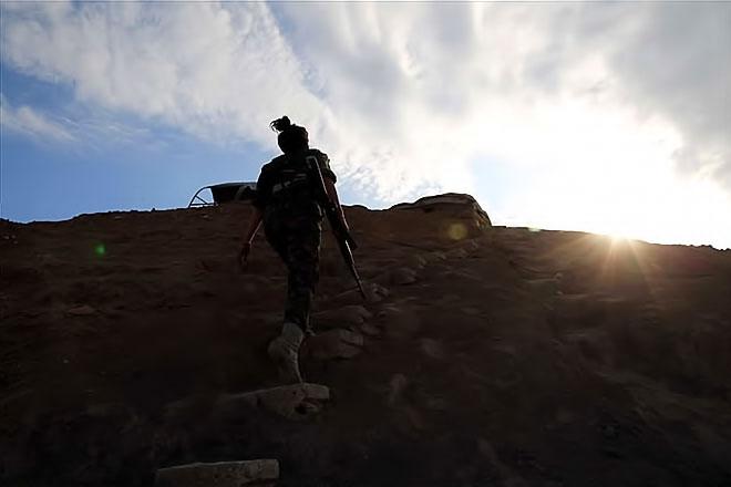 Suriye Demokratik Güçleri Haseke'de ilerliyor galerisi resim 7