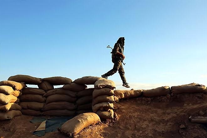 Suriye Demokratik Güçleri Haseke'de ilerliyor galerisi resim 8