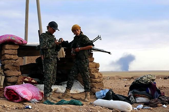 Suriye Demokratik Güçleri Haseke'de ilerliyor galerisi resim 9