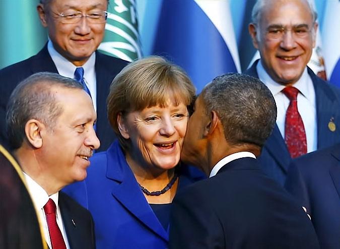 Reuters objektifinden Antalya'daki G-20 zirvesi galerisi resim 10