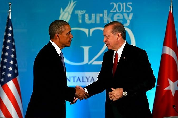 Reuters objektifinden Antalya'daki G-20 zirvesi galerisi resim 2