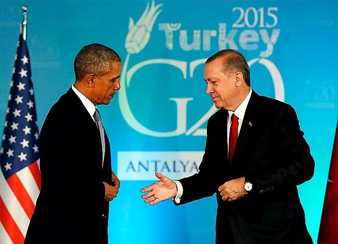 Reuters objektifinden Antalya'daki G-20 zirvesi galerisi resim 4