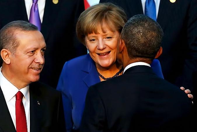 Reuters objektifinden Antalya'daki G-20 zirvesi galerisi resim 9
