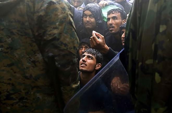 Reuters 'yılın fotoğrafları'nı açıkladı galerisi resim 16