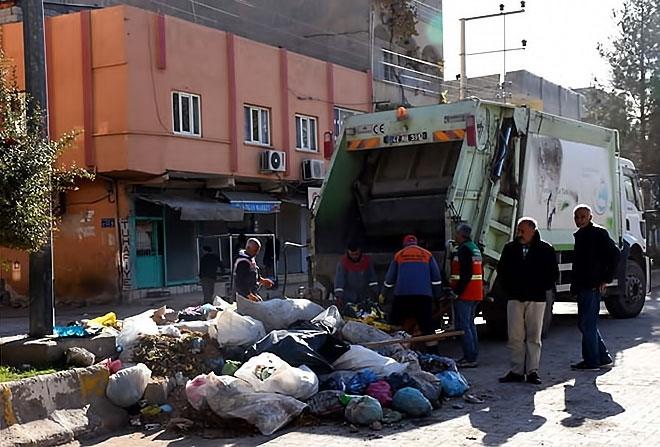 Çatışmalar sonrası Nusaybin'den çarpıcı kareler galerisi resim 6