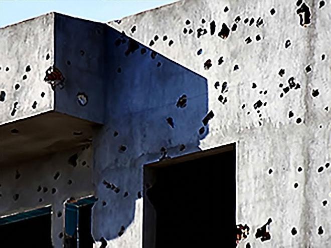 Çatışmalar sonrası Nusaybin'den çarpıcı kareler galerisi resim 7