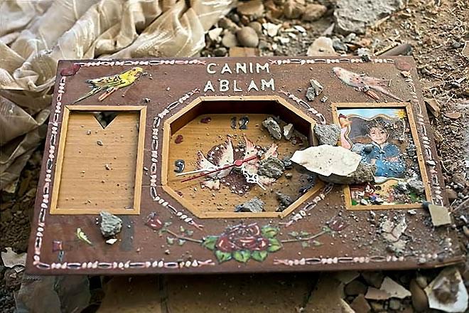 Fotoğraflarla Sur'da savaş görüntüleri! galerisi resim 113