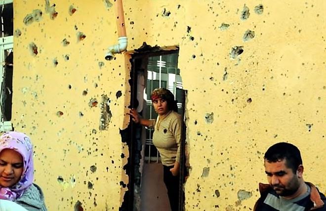Fotoğraflarla Sur'da savaş görüntüleri! galerisi resim 33