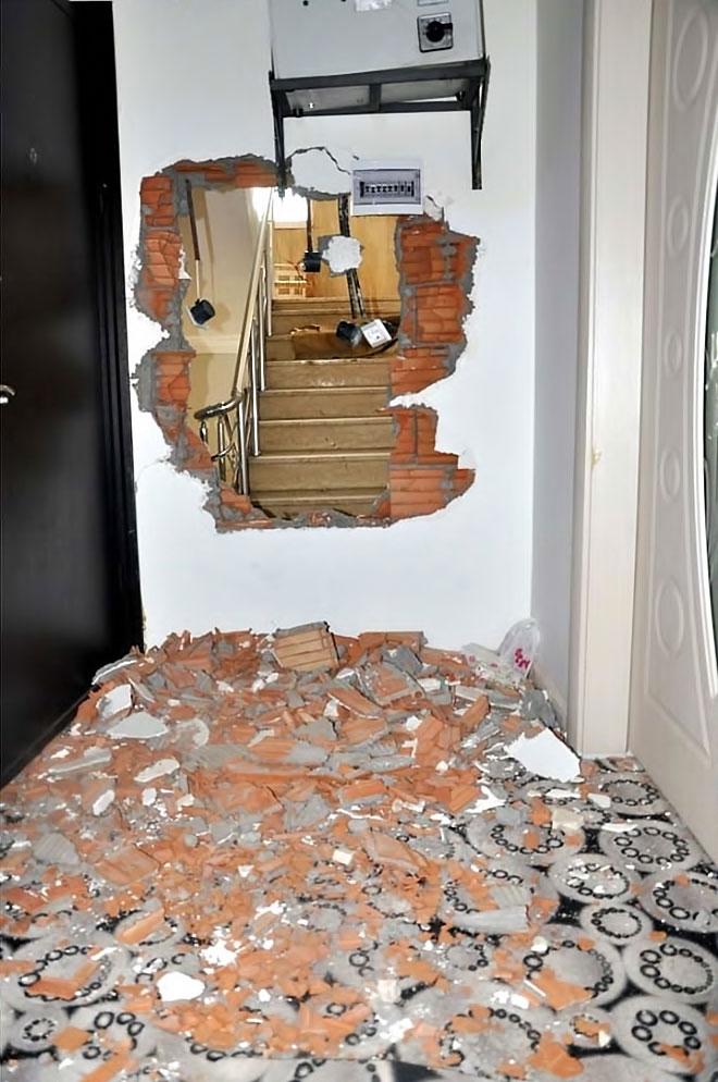 Silopi'den yıkım görüntüleri galerisi resim 14