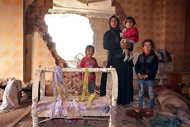Silopi'den yıkım görüntüleri galerisi resim 20