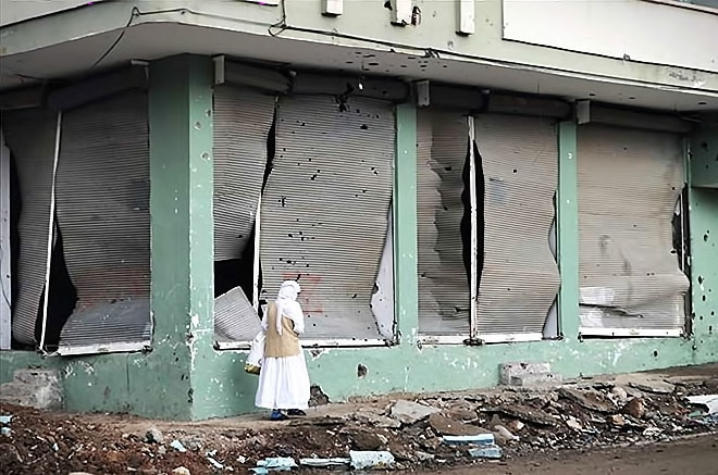Silopi'den yıkım görüntüleri galerisi resim 21