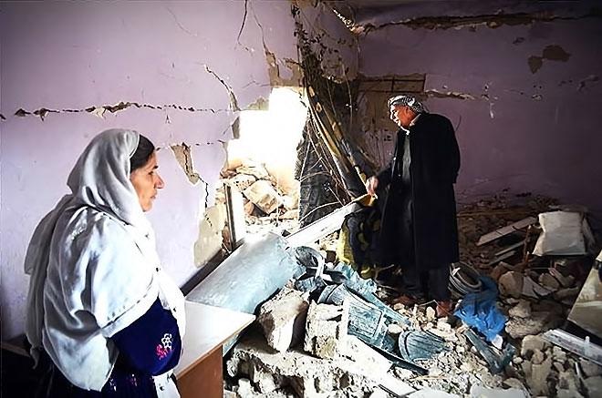 Silopi'den yıkım görüntüleri galerisi resim 25