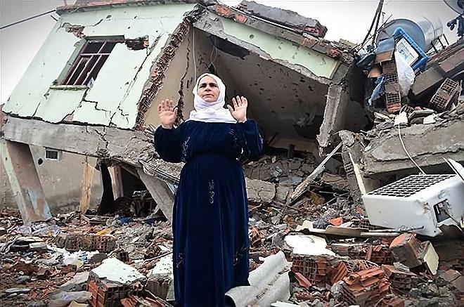Silopi'den yıkım görüntüleri galerisi resim 28
