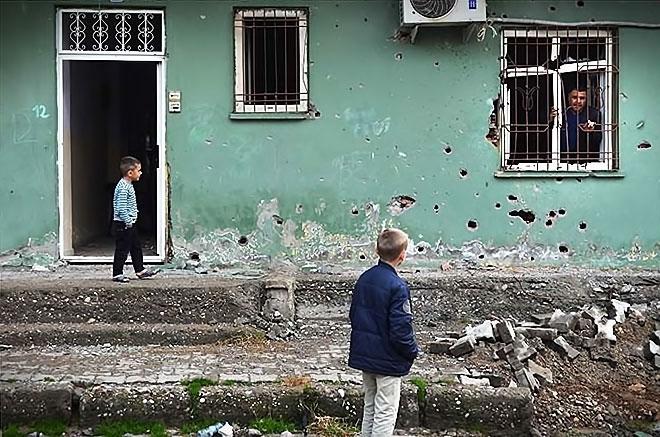 Silopi'den yıkım görüntüleri galerisi resim 29