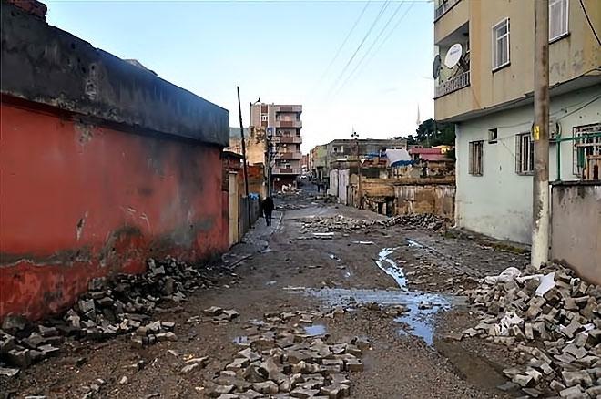 Silopi'den yıkım görüntüleri galerisi resim 5