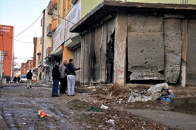 Silopi'den yıkım görüntüleri galerisi resim 8