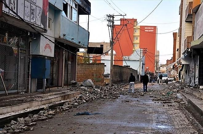Silopi'den yıkım görüntüleri galerisi resim 9