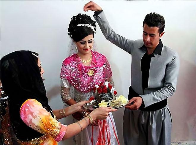 Rojhılat'ta renkli düğün... galerisi resim 4