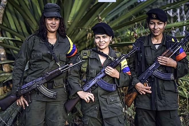 Kolombiyalı savaşçı anneler galerisi resim 11