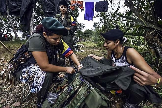Kolombiyalı savaşçı anneler galerisi resim 17