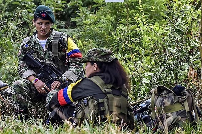 Kolombiyalı savaşçı anneler galerisi resim 18