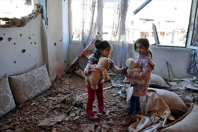 Fotoğraflarla Cizre'de yasak sonrası ilk gün galerisi resim 1