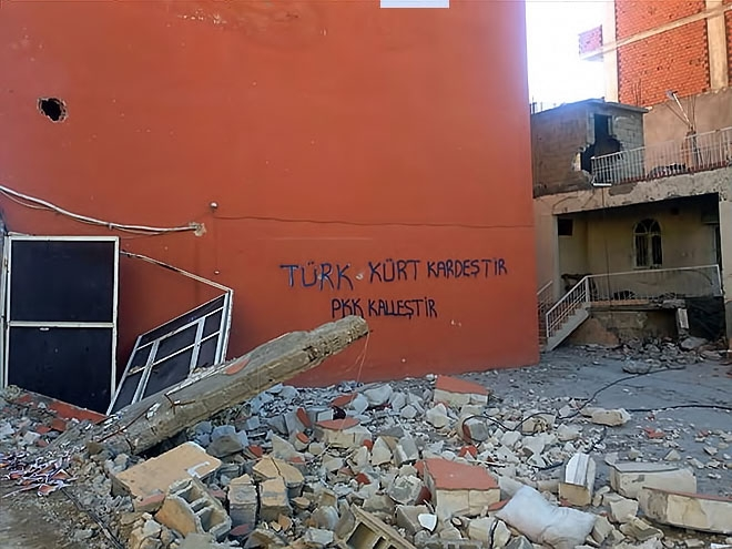 Fotoğraflarla Cizre'de yasak sonrası ilk gün galerisi resim 11