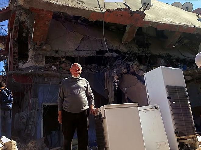 Fotoğraflarla Cizre'de yasak sonrası ilk gün galerisi resim 16
