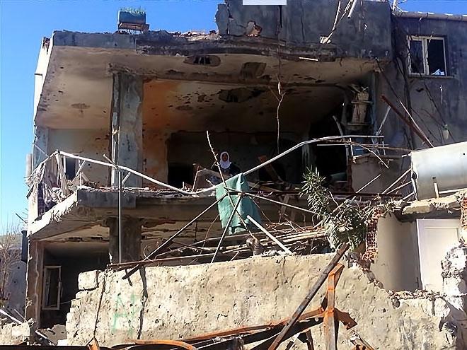 Fotoğraflarla Cizre'de yasak sonrası ilk gün galerisi resim 30