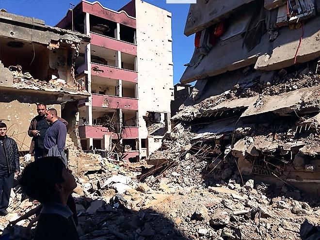 Fotoğraflarla Cizre'de yasak sonrası ilk gün galerisi resim 36
