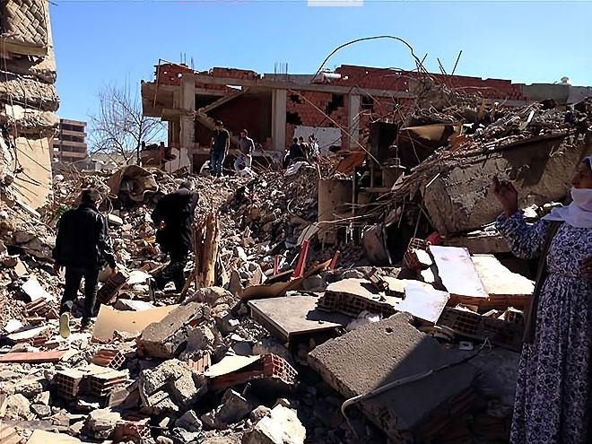 Fotoğraflarla Cizre'de yasak sonrası ilk gün galerisi resim 37
