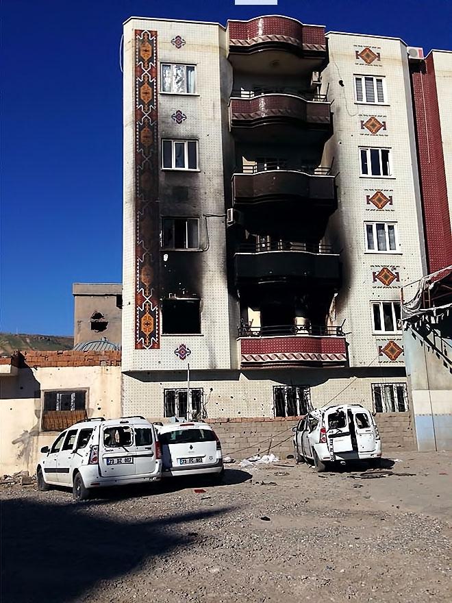 Fotoğraflarla Cizre'de yasak sonrası ilk gün galerisi resim 42